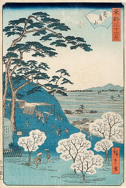 Hiroshige, Ando