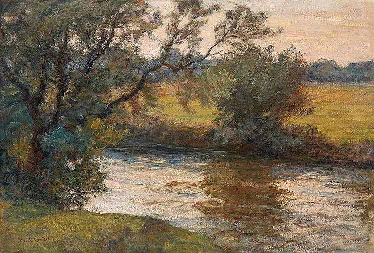 Crodel, Paul Eduard