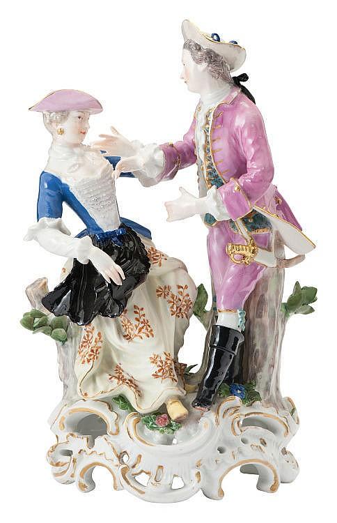 Der Kavalier und die Dame
