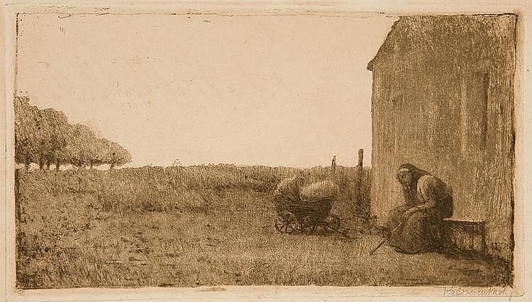 Kalckreuth, Leopold Karl Walter Graf von