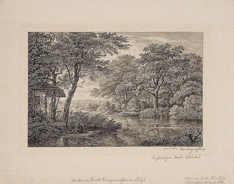 Morgenstern, Christian Ernst Bernhard
