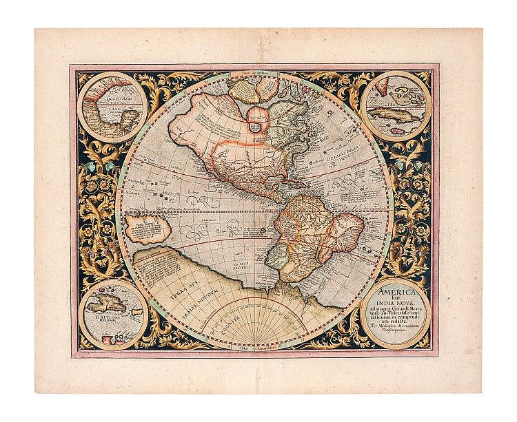 Mercator, Michael nach Mercator, Gerhard