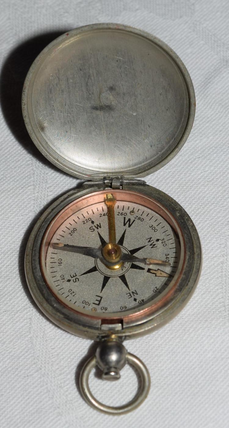 WWII Field Compass