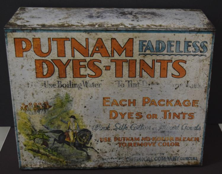 Putnam Dye Display Cabinet