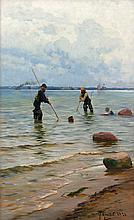 The Shell Fishermen