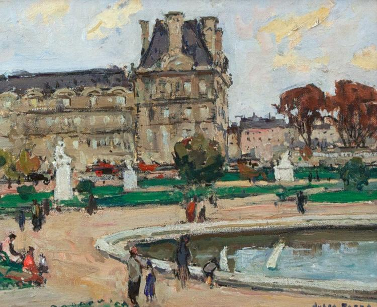 Gardens of the Tuileries