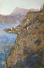 View of Varenna, Lake Como