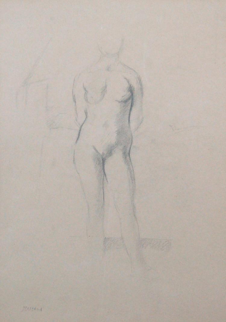 Nu Debout (Standing Nude)