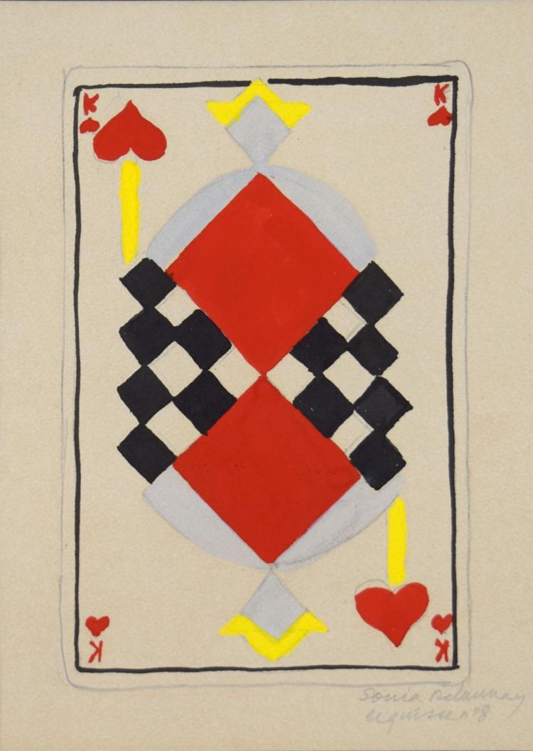 Projet pour un jeu de carte