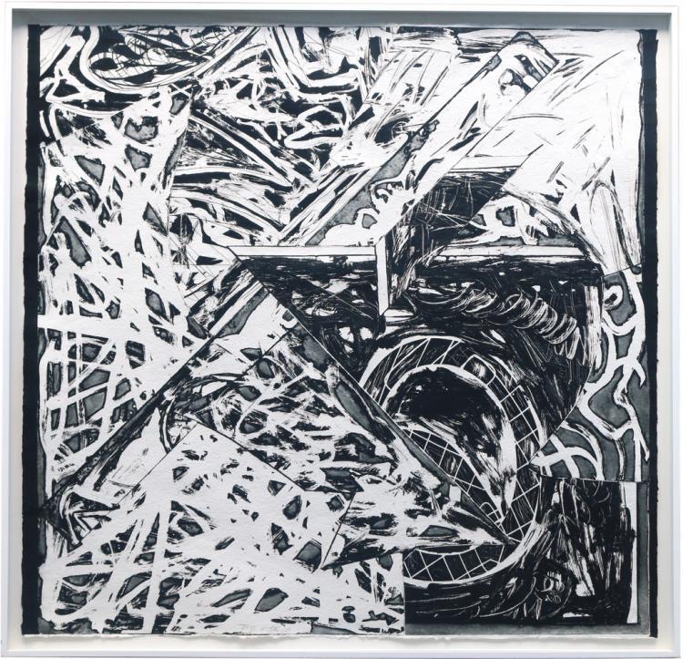 Swan Engraving VIII