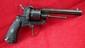 Belgium Pinfire 6 Shot Revolver