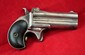 Remington 41 Cal. Rimfire, Over and Under Derringer