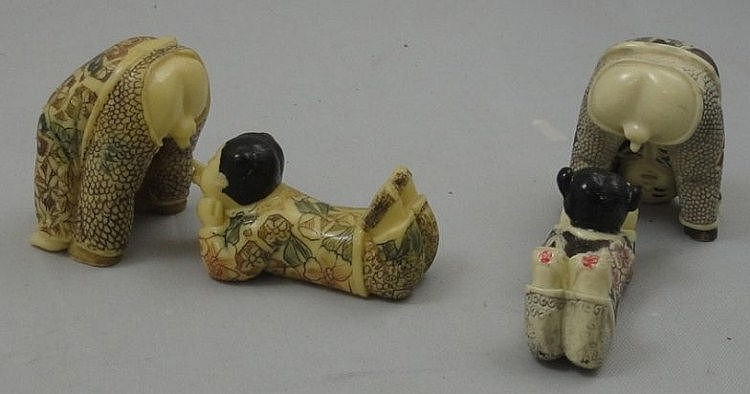 Amusing Chinese Composition Erotic Figures (2)