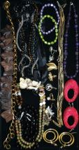 Grouping of Costume Necklaces