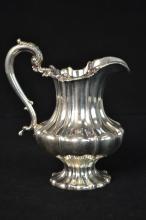 London Sterling Silver Creamer 1838