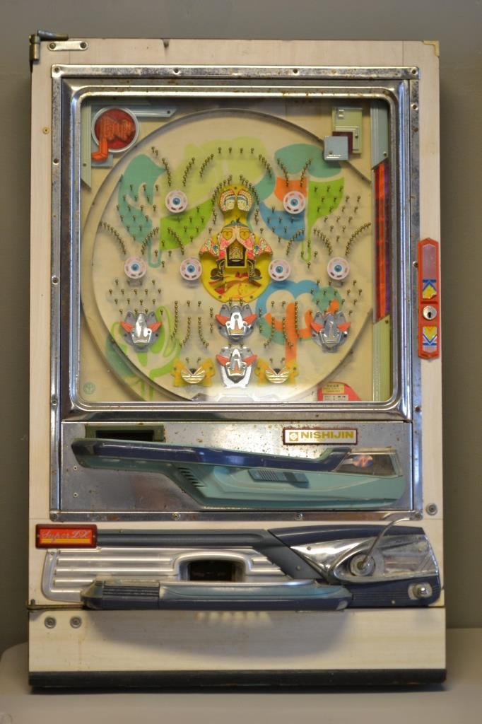 pachinko machine nishijin