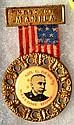 Dewey, Hero of Manila 1898 Ribbon