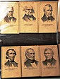 Presidential Trade Cards, Convention Tickets