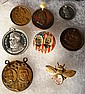 Grouping of 19thC Presidential Items Including Fre