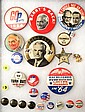 Goldwater 1964 Presidential Campaign Buttons