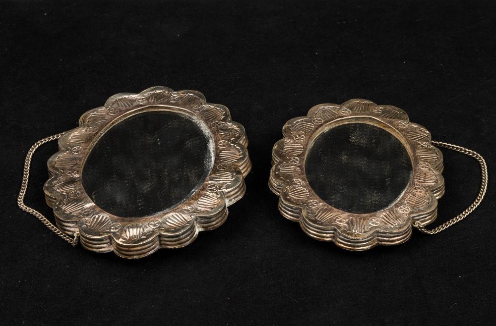 Turkish Silver Mirrors (2)