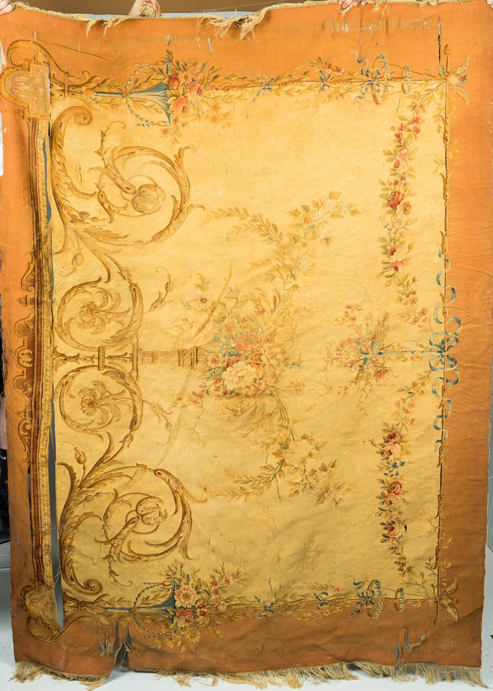 18th C French Tapestry