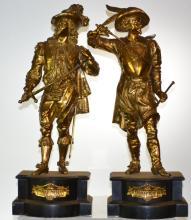 Don Juan and Don Caesar Statues