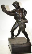 Copy of Leighton Statue
