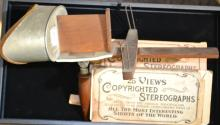 Stereographic Viewer and Cards