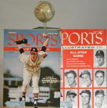 Vintage Baseball Grouping