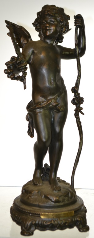Auguste Moreau Bronze