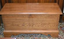 Another Oak Lane Blanket Chest