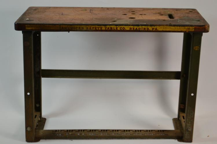 American safety table co reading pa for Furniture reading pa