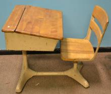 Mid Century Era Child's Desk