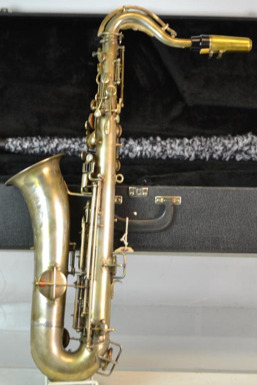 dating buescher saxophones