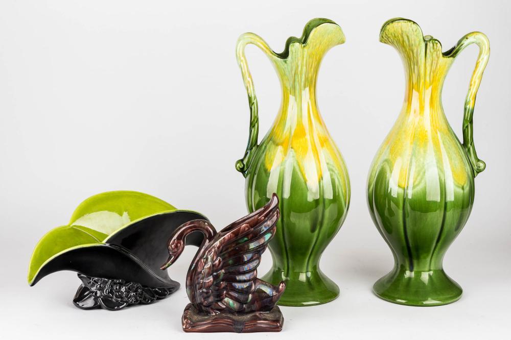 Royal Haegar Pottery (4 Pieces)