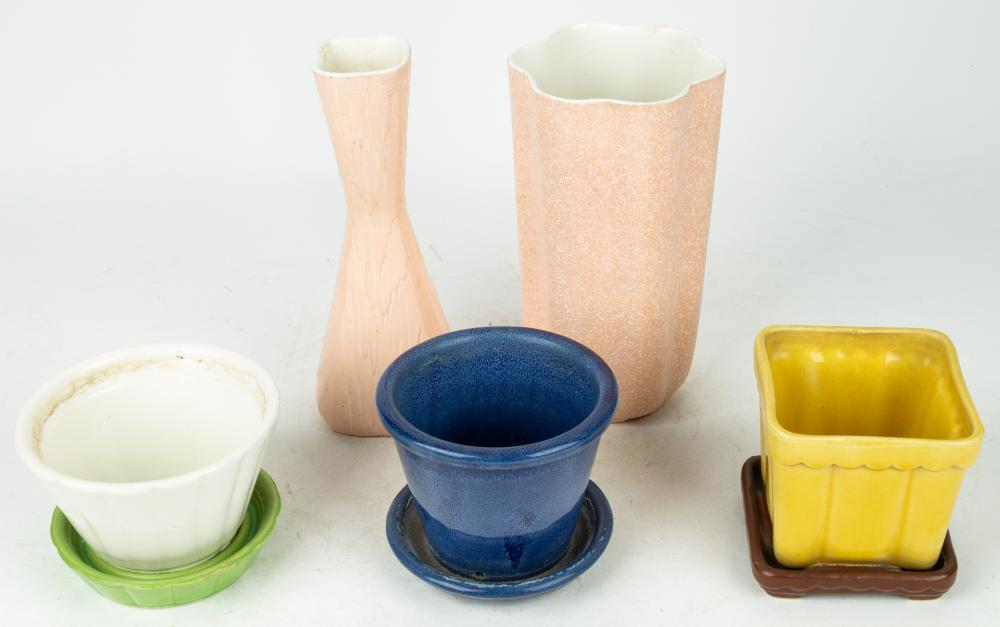 Shawnee Pottery and a Weller