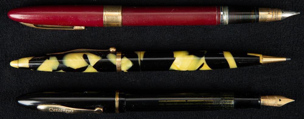 Vintage Sheaffer Writing Instruments