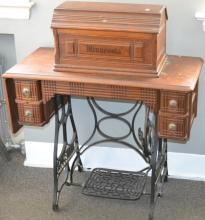 Minnesota Treadle Sewing Machine