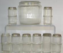 Hoosier Jar Set