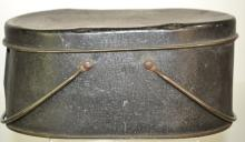 Early 20th Century American Tin Lunch Box