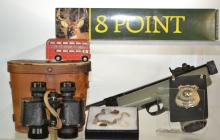 Binoculars and More