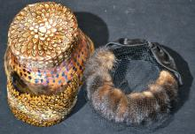 Pheasant Feather Hat and More