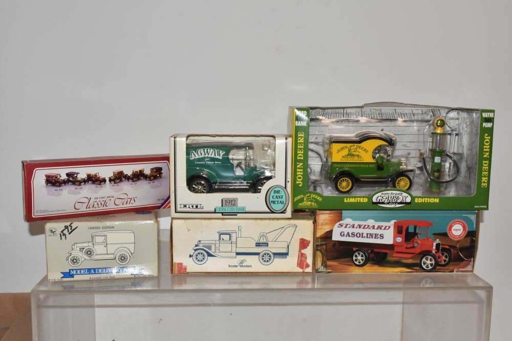 John Deere and Other Die Cast Vehicles