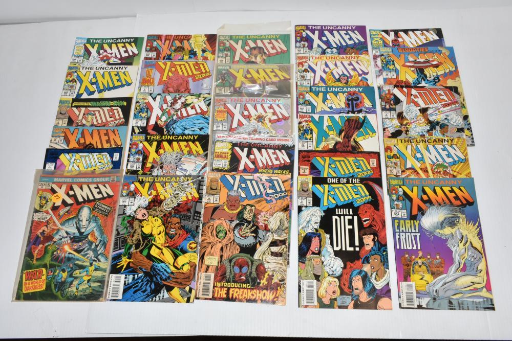 (27) X-Men Comics
