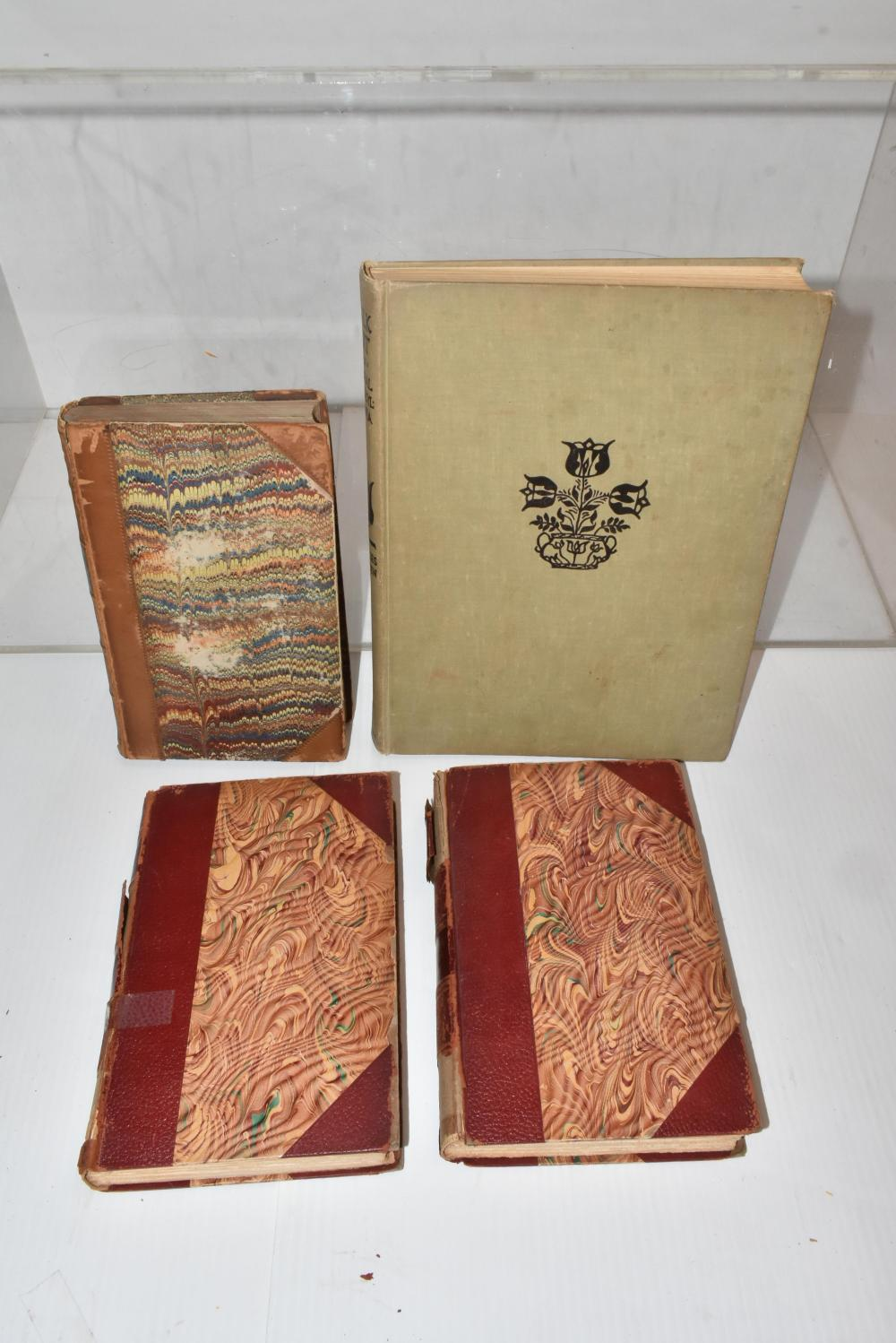 Antique 19th and 20th C Books