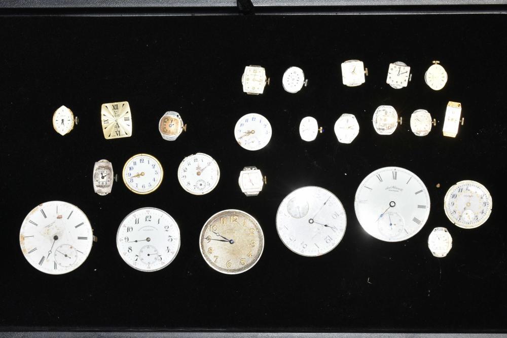 Antique Watch Movements