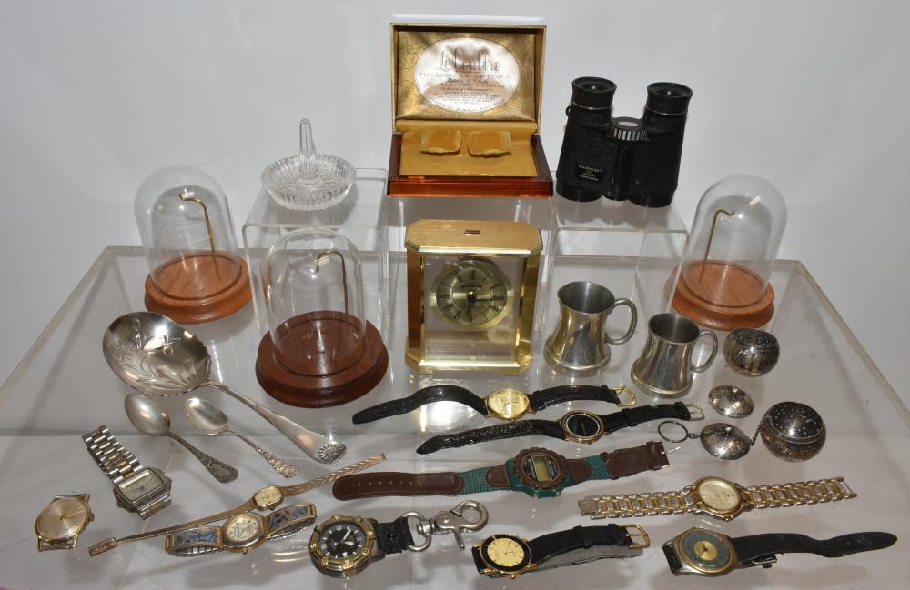 Watch and Trinket Grouping