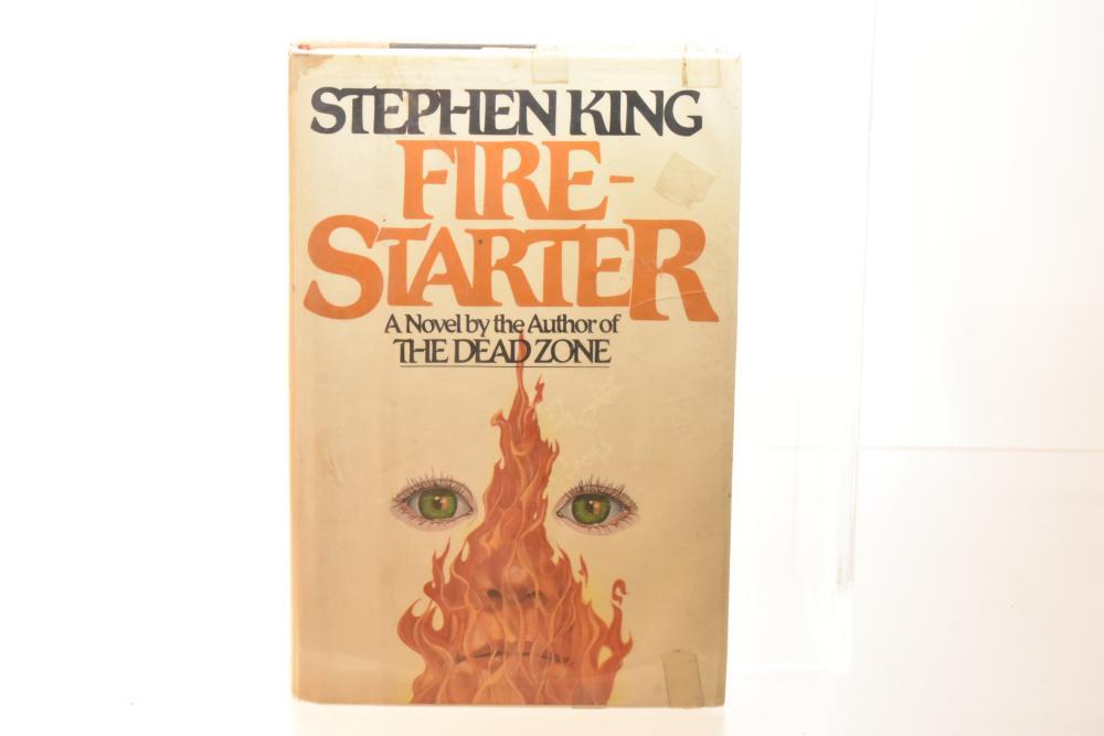 Stephen King's Fire Starter 1st Edition