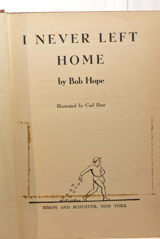 Bob Hope Memorabilia